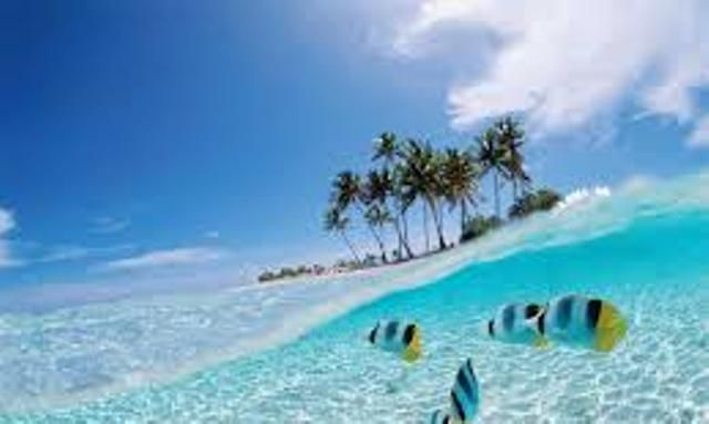 Bunaken Beach Manado Indonesia