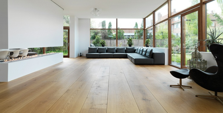One more Danish living room with those incredible wooden floors by Dinesen.