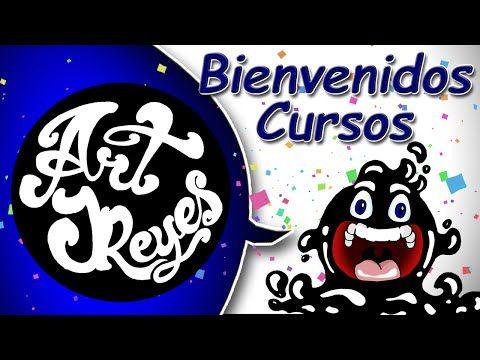 Bienvenidos Cursos Art JReyes - YouTube