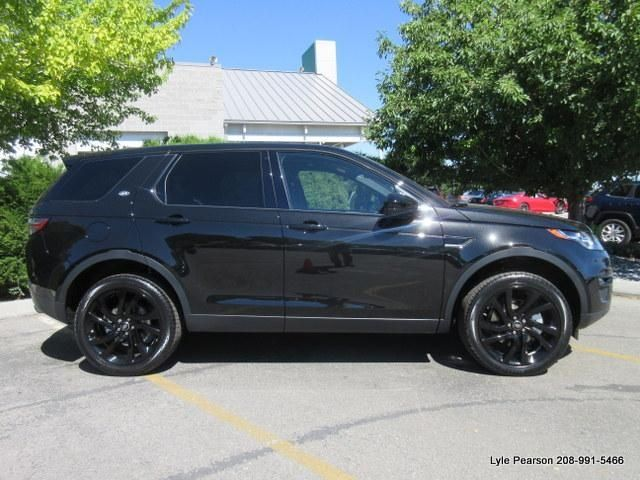 New 2017 Land Rover Discovery Sport For Sale | Boise ID