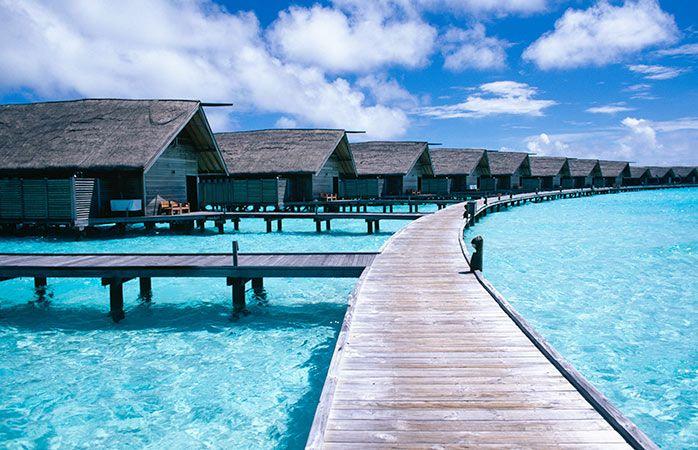 Bem-vindo ao paraíso nas Ilhas Maldivas – você nunca mais vai querer sair do Cocoa Island Resort #resort #maldivas #momondo