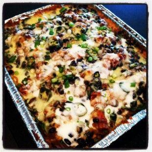 Spicy Taco Grande Lasagna (Gluten Free)