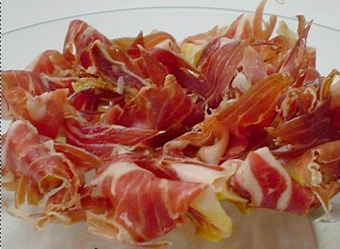 Jamón ibérico (Spanish ham) - THE best ham you will EVER have!
