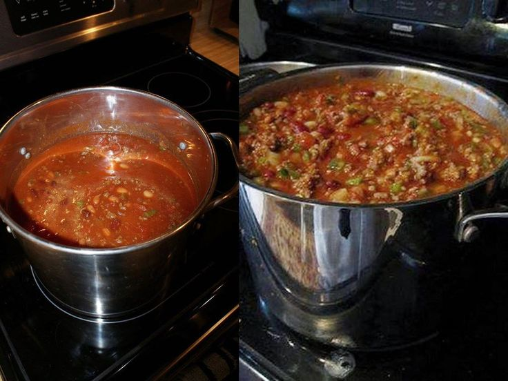 Heavenly Scents Recipes: Wendy's Chili Recipe
