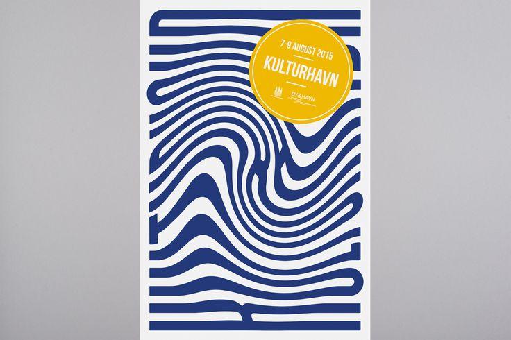 Kulturhavn poster