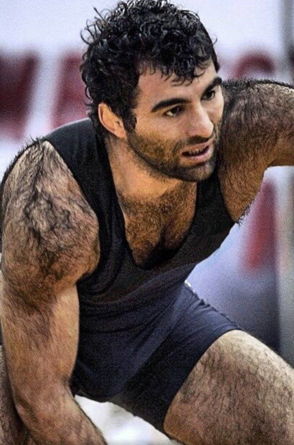 Pin on Hairy Men Extreme