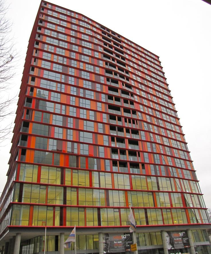 Calypso Building Rotterdam
