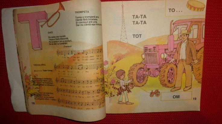 Albinuta cu ilustratii an 1994/189pag- Grigore Vieru - Carte educativa - Okazii