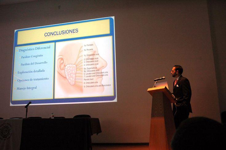 "Primera Clínica de Parálisis Facial Multidisciplinaria en Hospital General ""Manuel Gea González"" - http://plenilunia.com/novedades-medicas/primera-clinica-de-paralisis-facial-multidisciplinaria-en-hospital-general-manuel-gea-gonzalez/37807/"