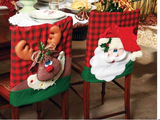 Funda+navideña+para+silla