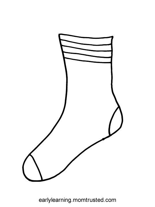 socks for fox printable preschool activities and printables dr seuss pinterest preschool. Black Bedroom Furniture Sets. Home Design Ideas