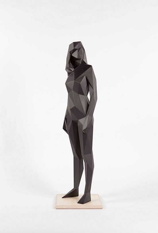 Low Polygon Sculpture — Xavier Veilhan (France)