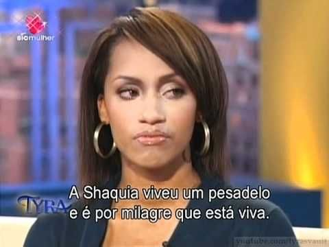 The Tyra Banks Show - Black Market Plastic Surgery (Part 2 of 4), via YouTube.