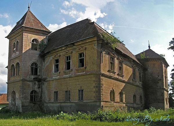 Castelul Nalatzi-Fay (ruină) (Hateg Aria Administrativa)  Chateau Stokesey Castle Shropshire