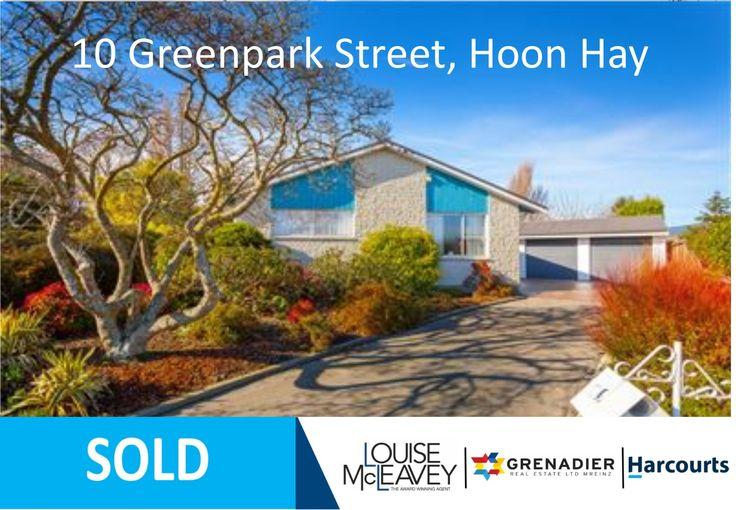 10 Greenpark Street, Hoon Hay #Priced