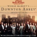 World Market's DOWNTON ABBEY Sweepstakes. Enter now for a chance to win a dream trip to LONDON + $1,000 World Market gift card! Sweepstakes ends 1/8/16.