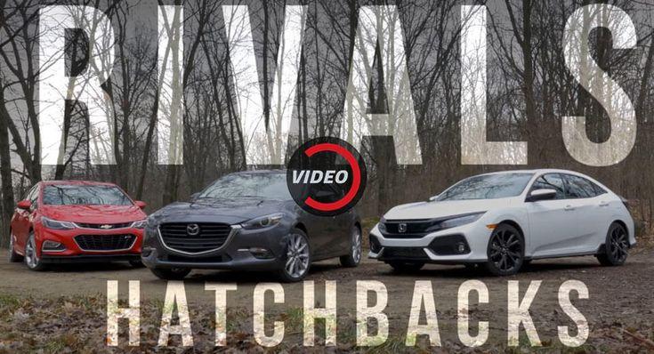 Honda Civic Mazda 3 And Chevy Cruze Batten Down The Hatches