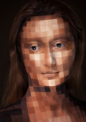 Alexander Khokhlov - Mona Lisa v2.0 - Galerie Sakura