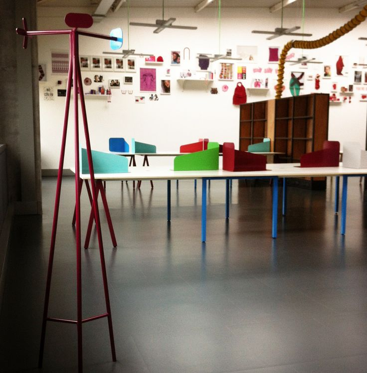 United Colors of Benetton _ New Office in Castrette (Treviso) _ Concept Design: Fabrica