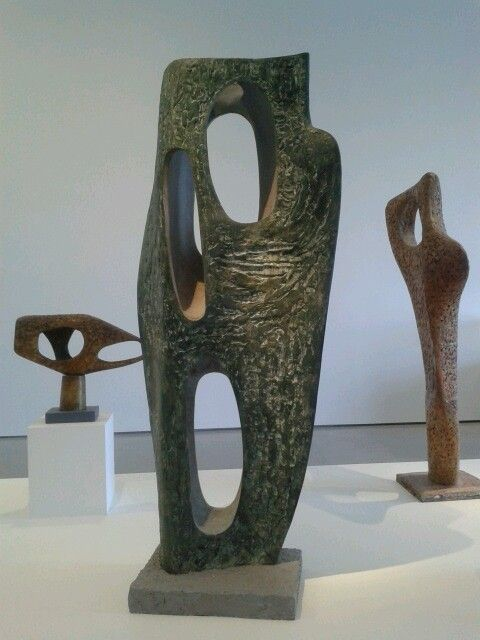 Rock Form (Porthcurno), 1964, Barbara Hepworth at The Hepworth, Wakefield