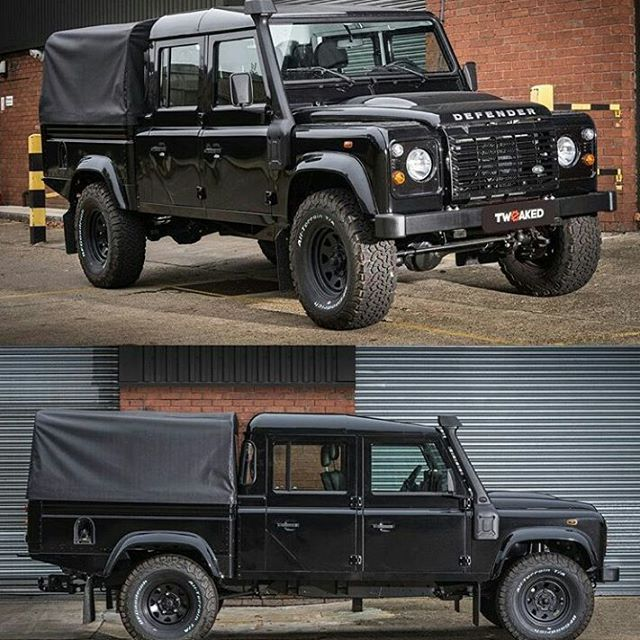 "#Landrover #Defender 130""                                                                                                                                                                                 More"