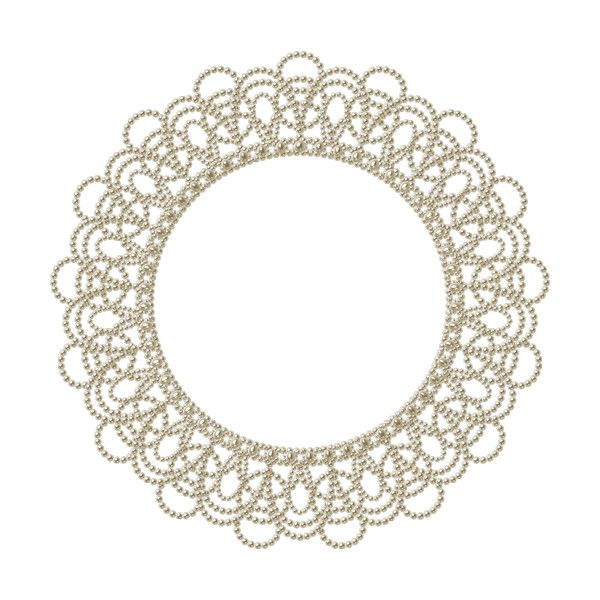 драгоценные камни клипарт ❤ liked on Polyvore featuring frames, circles, borders, lace, backgrounds and picture frame