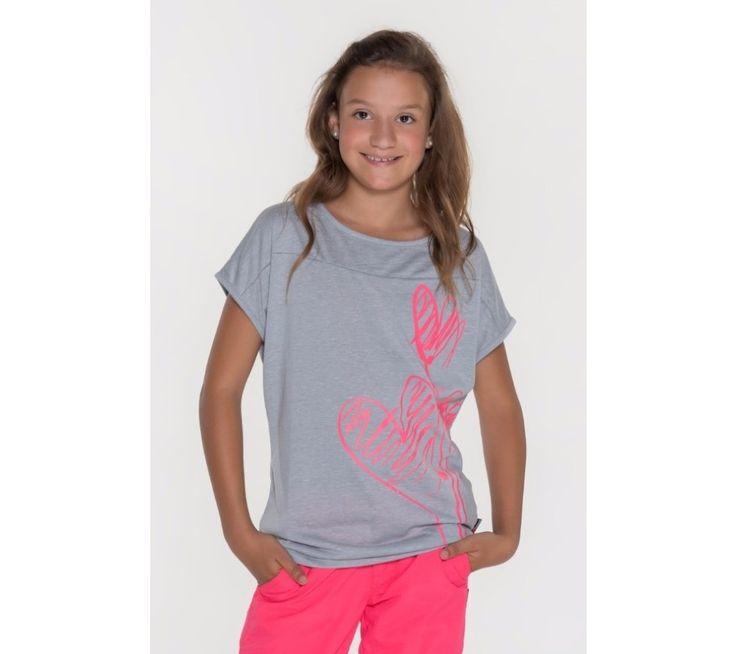 Dievčenské tričko s krátkym rukávom Sam 73 | modino.sk #modino_sk #modino_style #style #fashion #sam73