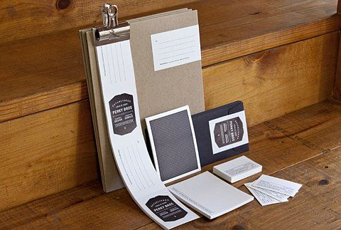 Image Spark - Image tagged branding, folder, craft paper - arianfranz