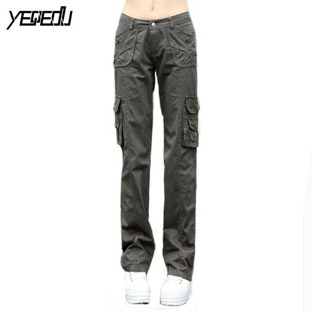 Elegant Loose Khaki Pants For Women Popular Female Khaki Pants Buy Cheap