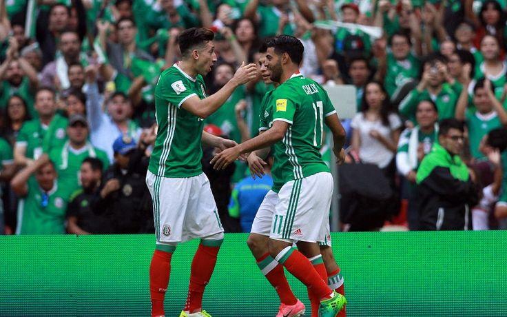 La Selección Mexicana no aprovechó el dominio que ejerció sobre su similar de los Estados Unidos en duelo de Eliminatoria de la CONCACAF con miras a clasificación al Mundial de ...
