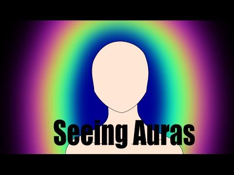 How to See Your Aura: Learn to See the Human Aura in 4 Minutes - YouTube