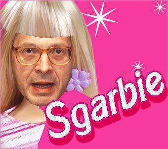 Sgarbie. AHAHAHAHAH!!!