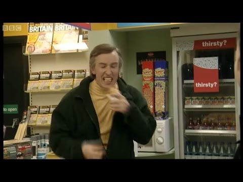 It's Hotter Than The Sun! - Apple Pie Stand-off - I'm Alan Partridge - BBC - YouTube