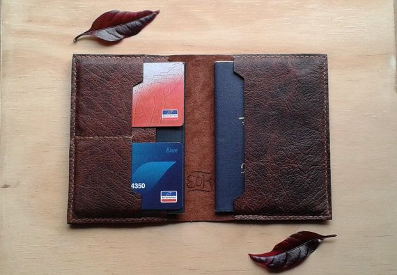 Check out this item in my Etsy shop https://www.etsy.com/au/listing/472207231/kangaroo-leather-passport-wallet-in