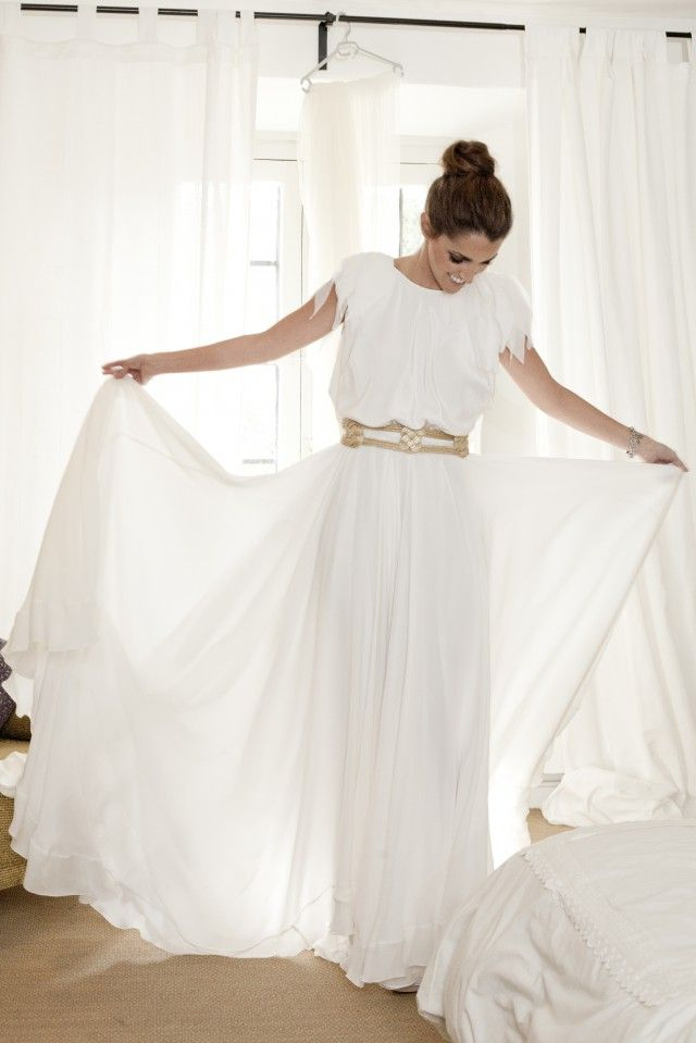 Casilda se casa » Historia de un vestido: Katarina Grey