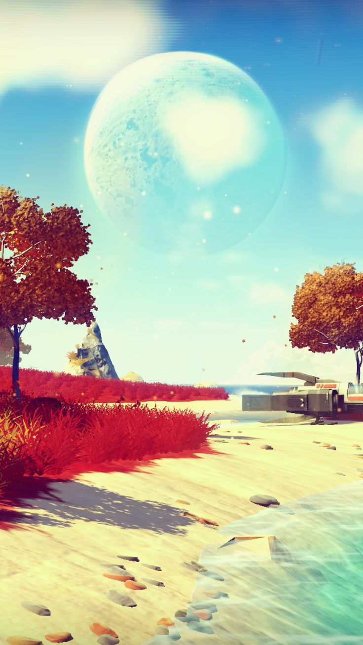 No Mans Sky HD Wallpapers Backgrounds Wallpaper