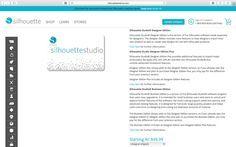 Plotter-ABC: S wie Silhouette 1.0 - - oder auch wichtigste Einstellungen in der Plotter-Software.