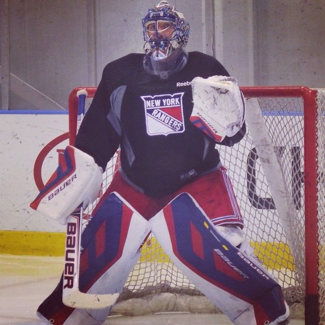 Hank In His New Gear Hank30nyr Is His New Equipment Nyr Follow