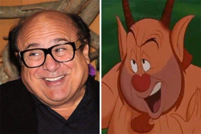Danny DeVito Looks Like Phil From Hercules