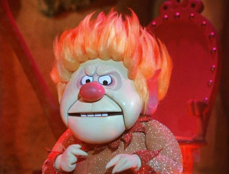 HEAT MISER The Year Without Santa Claus 1974 TV Movie 8x10 Color ...