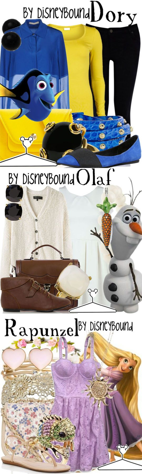disneystyle:  Quiz:Which Character Should You DisneyBound As Next? | Disney Style