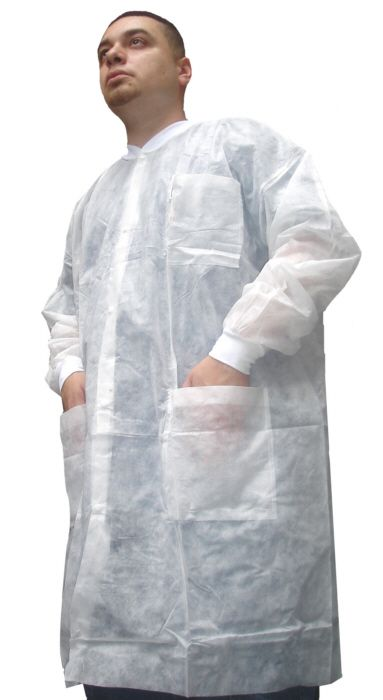 disposable lab coats for Mad Scientist party