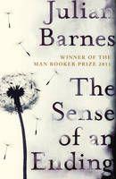The Sense of an Ending - Julian Barnes -Man Booker Prize for Fiction 2011