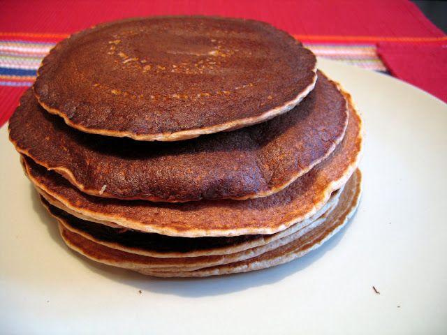 Palacinky - Pancakes