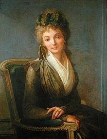 Anne-Lucile-Philippe Desmoulins née Laridon Duplessis le 18 janvier 1770 à Paris où elle est guillotinée le 13 avril 1794, huit jours après son mari Camille Desmoulins. Elle est une personnalité de la Révolution française