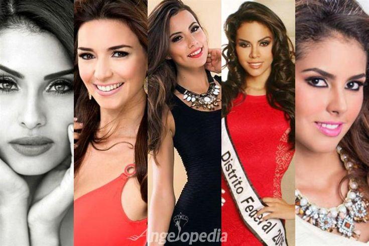 Top 5 Favourites of Nuestra Belleza Mexico 2015
