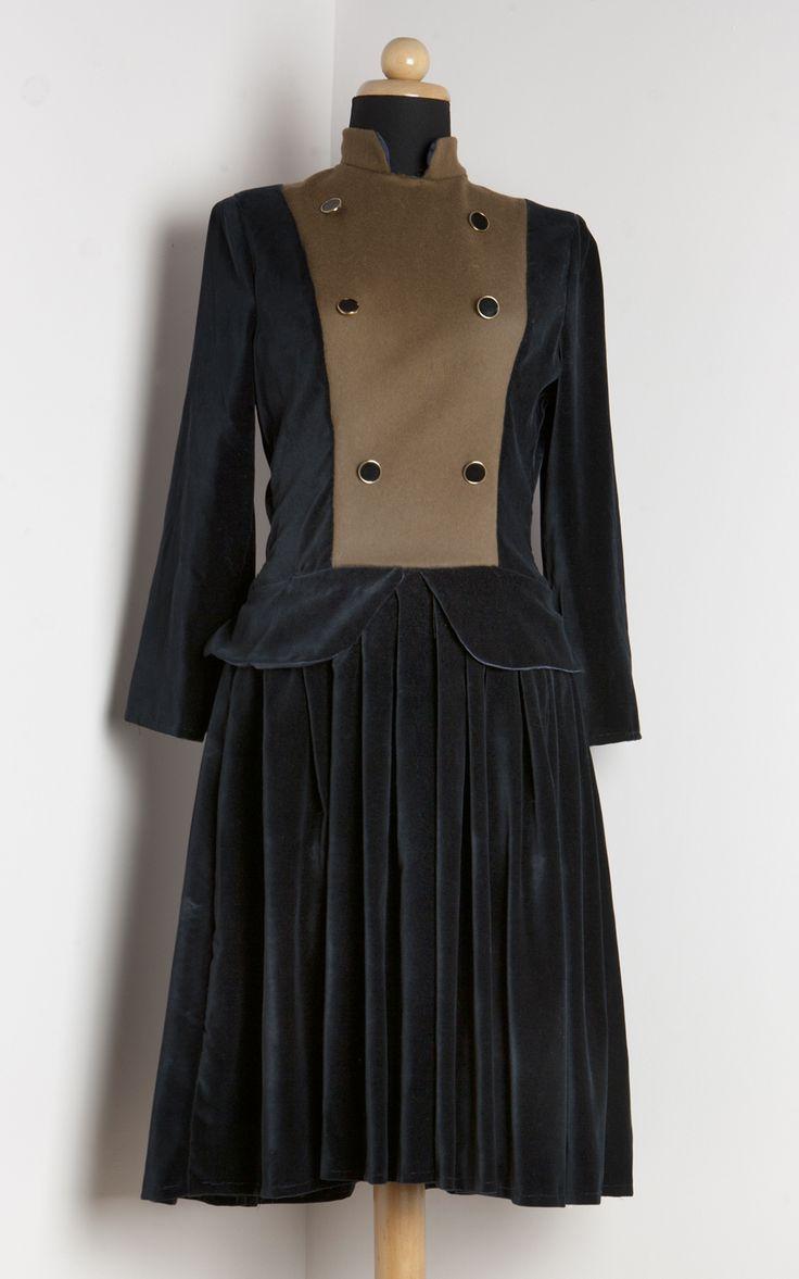 Dress by THEIA Lab's student, Aggeliki Koutsoukou.