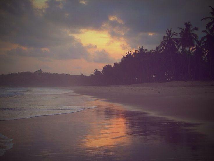 Sunset, Ghana