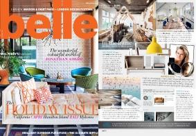 Share Design | Belle Magazine Dec/Jan 2013