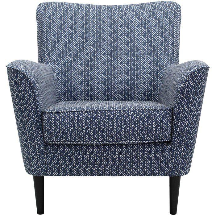 Richey Armchair Armchair Light Grey Upholstery Modern Furniture Living Room
